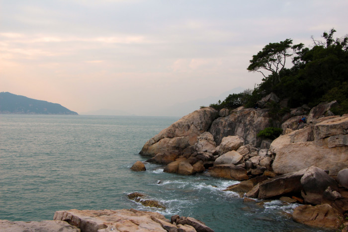 Migrant Muse: Cheung Chau