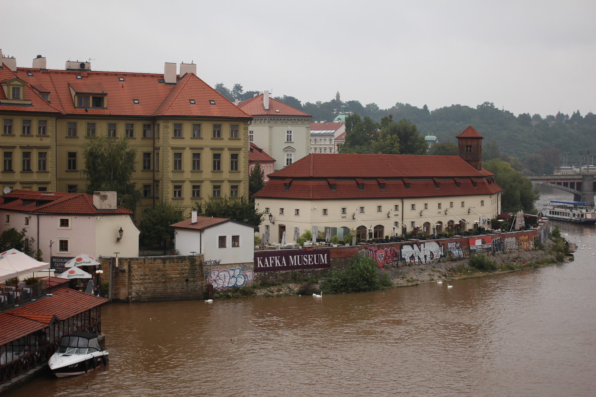 Migrant Muse: Prague