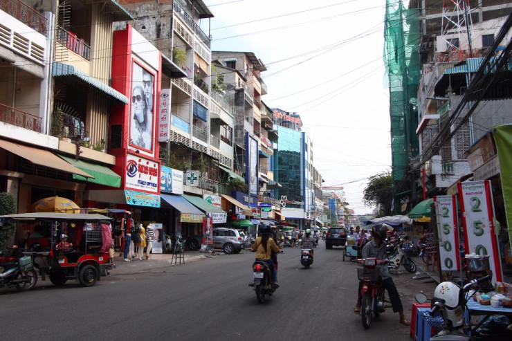 Migrant Muse: Cambodia