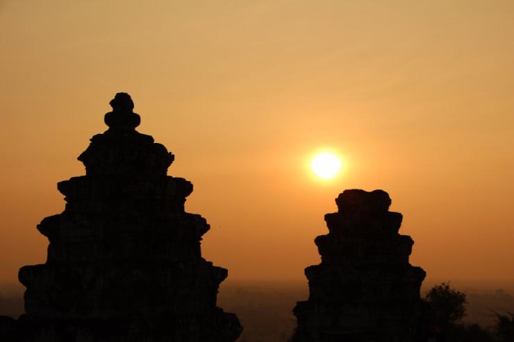 Migrant Muse: Angkor Wat