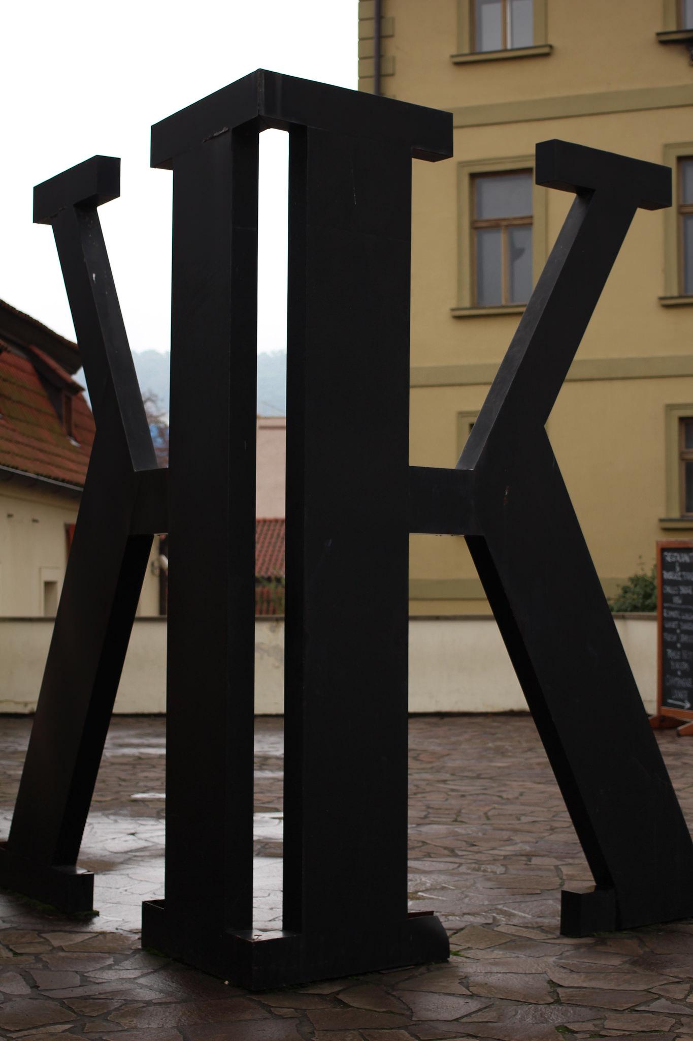 Migrant Muse: Prague