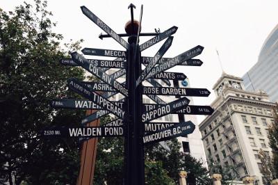 Migrant Muse: Portland